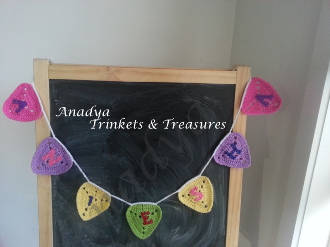 A cheerful Bunting